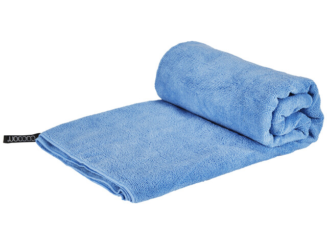 Cocoon Microfiber Terry Towel Light large bleu clair